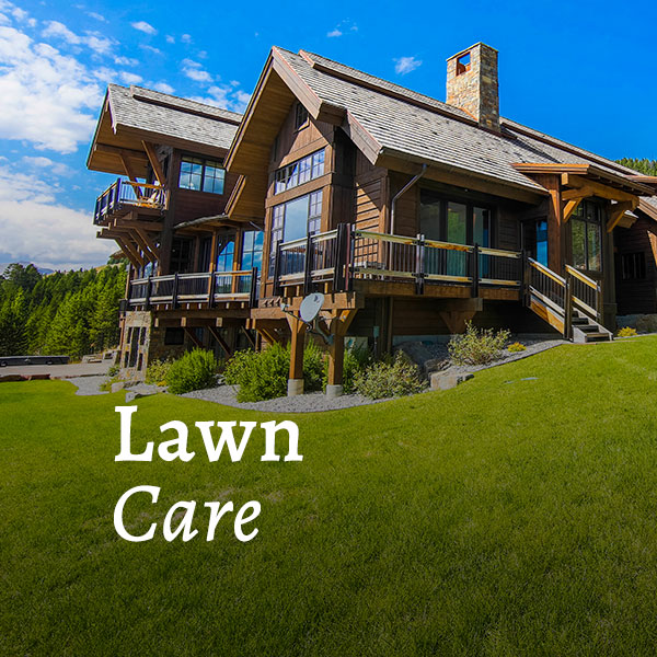 Lawn Care Call To Action