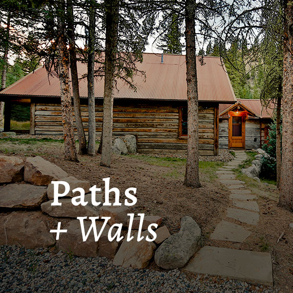 Paths & Walls Call to Action